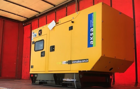 rent to own 25kVA generator